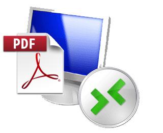 delete image from pdf acrobat 9